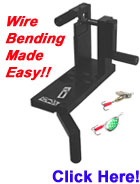 Click Here to Learn More About Wire Bending