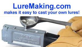 Lure Making Parts and Components Catalogue | Lure Making